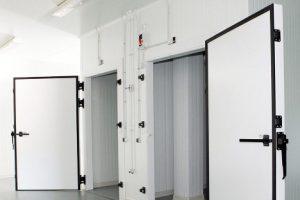 درب و پانل سردخانه