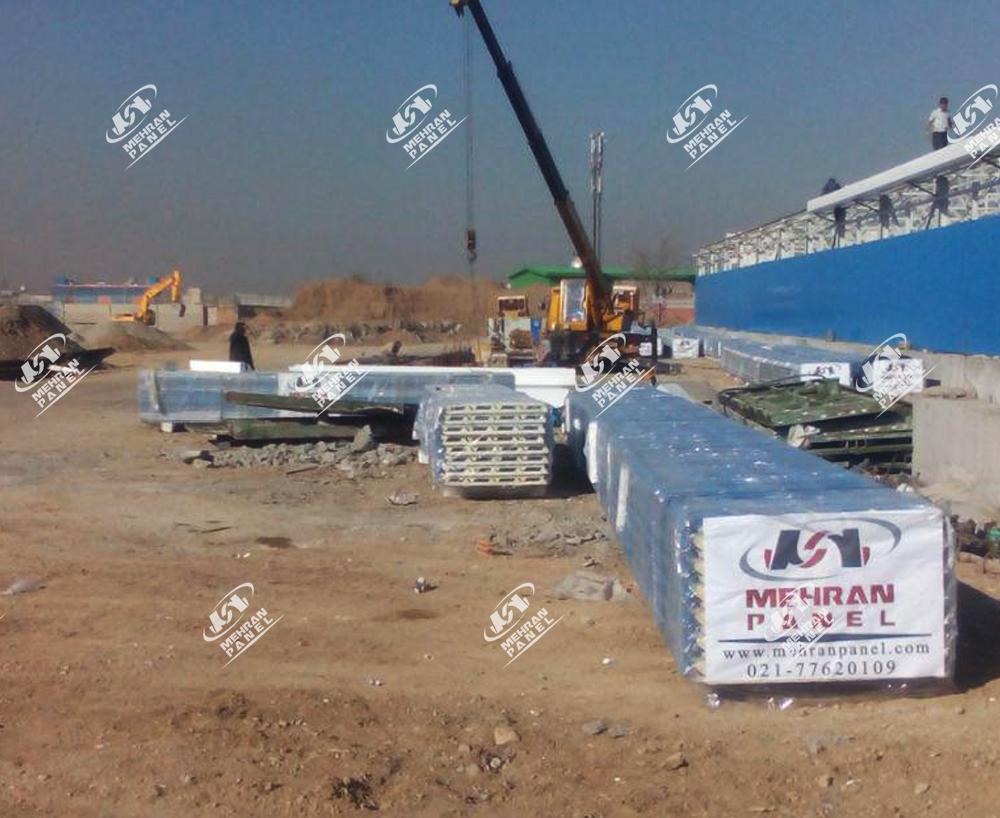 پروژه3500متری ایران خودرو تهران 1